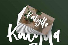 Web Font Aulia - Beauty Script Font Product Image 2