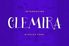 Clemira Font Product Image 1
