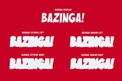 Buzinga! | Comic Layered Font Product Image 3