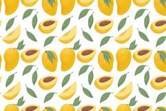 Mango hand drawn illustrations Product Image 4