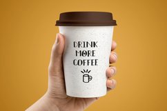 Coffee Date Font Product Image 2