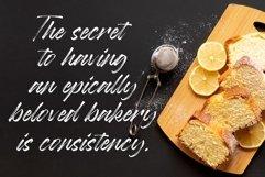 Baguette Natural Handbrushed Font Product Image 2