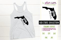 Florida Raised - SVG design Product Image 1