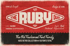 The Ruby Duo Family Product Image 1