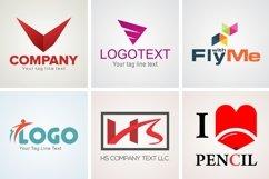 Modern Logo Design Template Set 8 Product Image 1