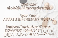 Coffee & Macaroons - Hand lettered Font Product Image 5