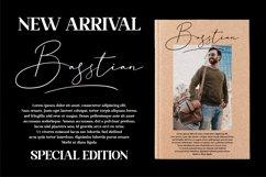 Basstian - Signature Script Font Product Image 16