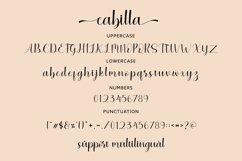 Cabilla Script Product Image 3