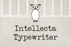 Intellecta Typewriter Product Image 1