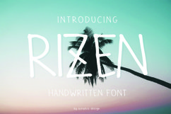 Rizen Product Image 1