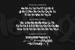 Web Font Nellinga Font Product Image 5