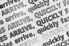 Amoky Typeface Product Image 3