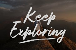Bestrong - Brush Font Product Image 6