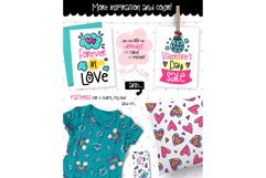 Valentine's Day Clipart & Patterns! Product Image 4