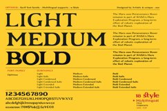Optimus - Serif font family Product Image 12