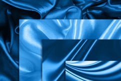 42 Royal Blue Luxury Silk Satin Cloth Papers Product Image 3