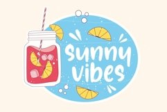 Sunglory Lovely Handwritten Font Product Image 3