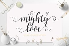 Mighty Love Script Product Image 1