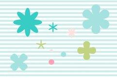 Flower Cut File Bundle Product Image 4