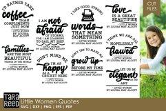 Little Women Quotes Bundle Product Image 1