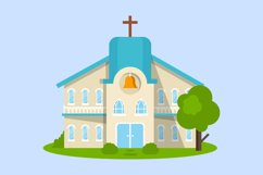 Church Clipart Product Image 1
