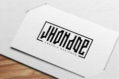 Arjunka Typeface Product Image 3