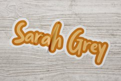 Mini Truffle - Cute Handlettering Font Product Image 7