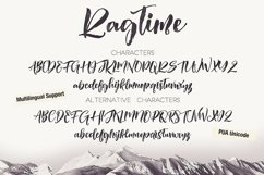 Ragtime - Brush Font Duo Product Image 4