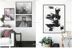 Scandinavian Interior Frames & Walls Mockup Bundle Product Image 6