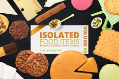 Isolated Food Items Vol 8 Product Image 1