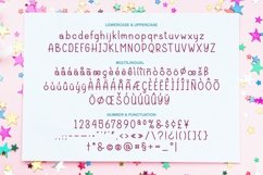 Candlelight - Cute & Playful Typeface Product Image 5