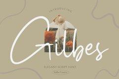 Gilbes - Elegant Script Product Image 1