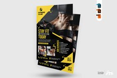 Fitness Flyer Product Image 3