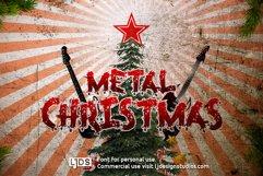Metal Christmas Product Image 1