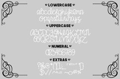 Say It Softly Imperfect Scripty Font Product Image 2