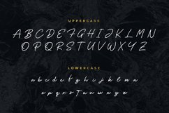 Andalimant - Handwritten Font Product Image 3