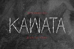 Kawata Font Product Image 1
