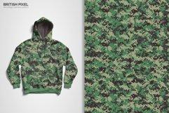 British Pixel Camouflage Patterns Product Image 5