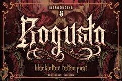 Rogusta | Blackletter Product Image 1