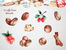 Coffee Watercolor Collection Product Image 2