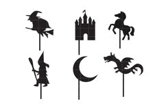 Fairytale Shadow Puppet Product Image 1