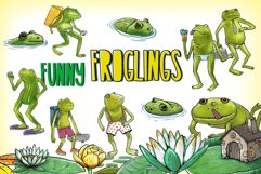 Funny Froglings Product Image 1