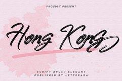 Hong Kong Script Brush Product Image 1