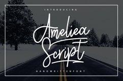 Ameliea Script Product Image 1