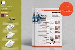 Profesional Resume Product Image 4