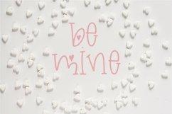 Web Font Valentine's Day Font - Miss Valentina Product Image 2
