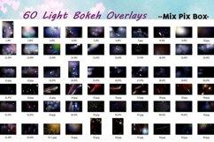 60 Light Bokeh Overlays Product Image 5