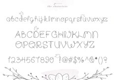 Whimsy - A Whimsical Handwritten Font Product Image 5