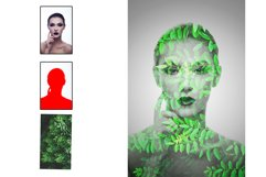 Double Exposure Photoshop Action Product Image 10