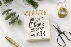 Cute Handwritten Font - Milloris Diary Product Image 4